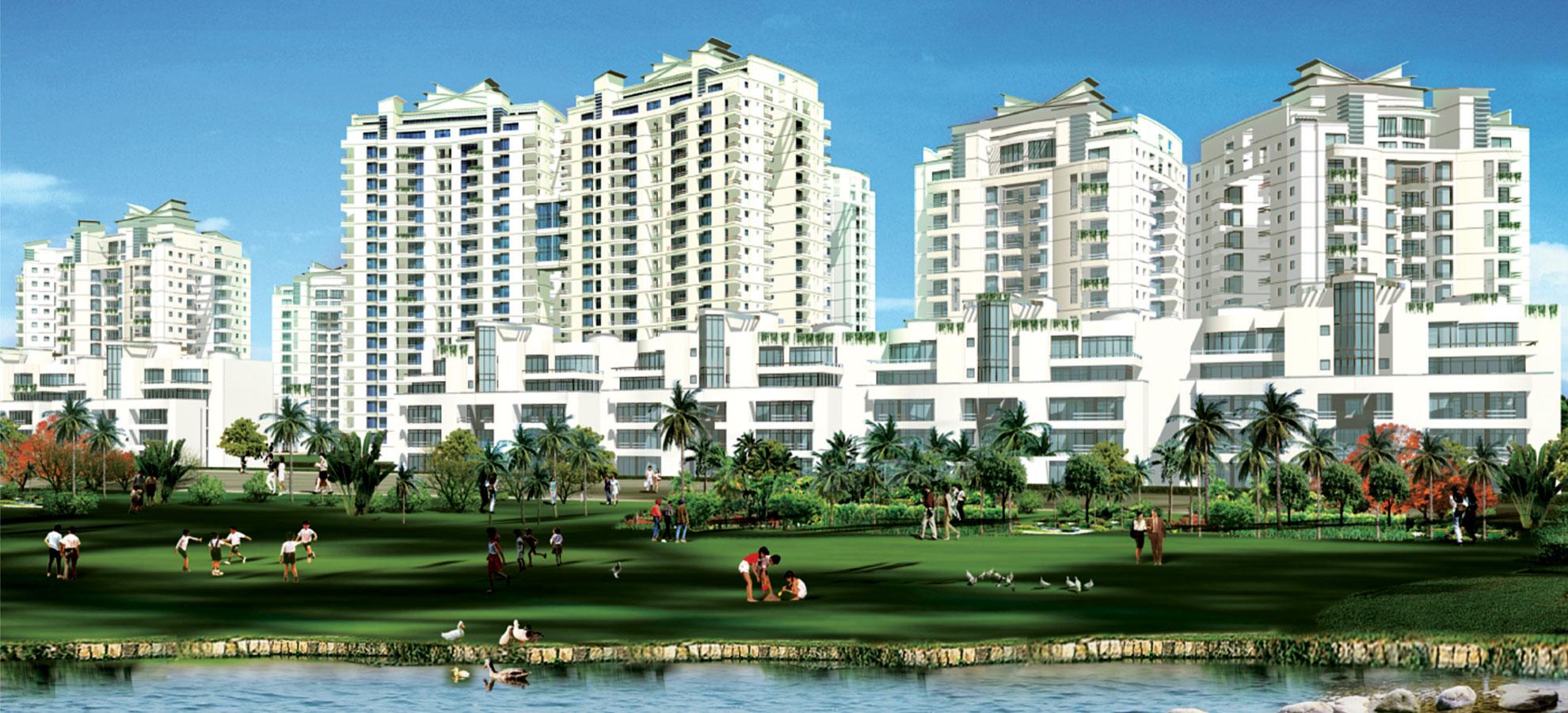 Cheap Floor Plans Supertech Czar Suites Penthouse In Greater Noida