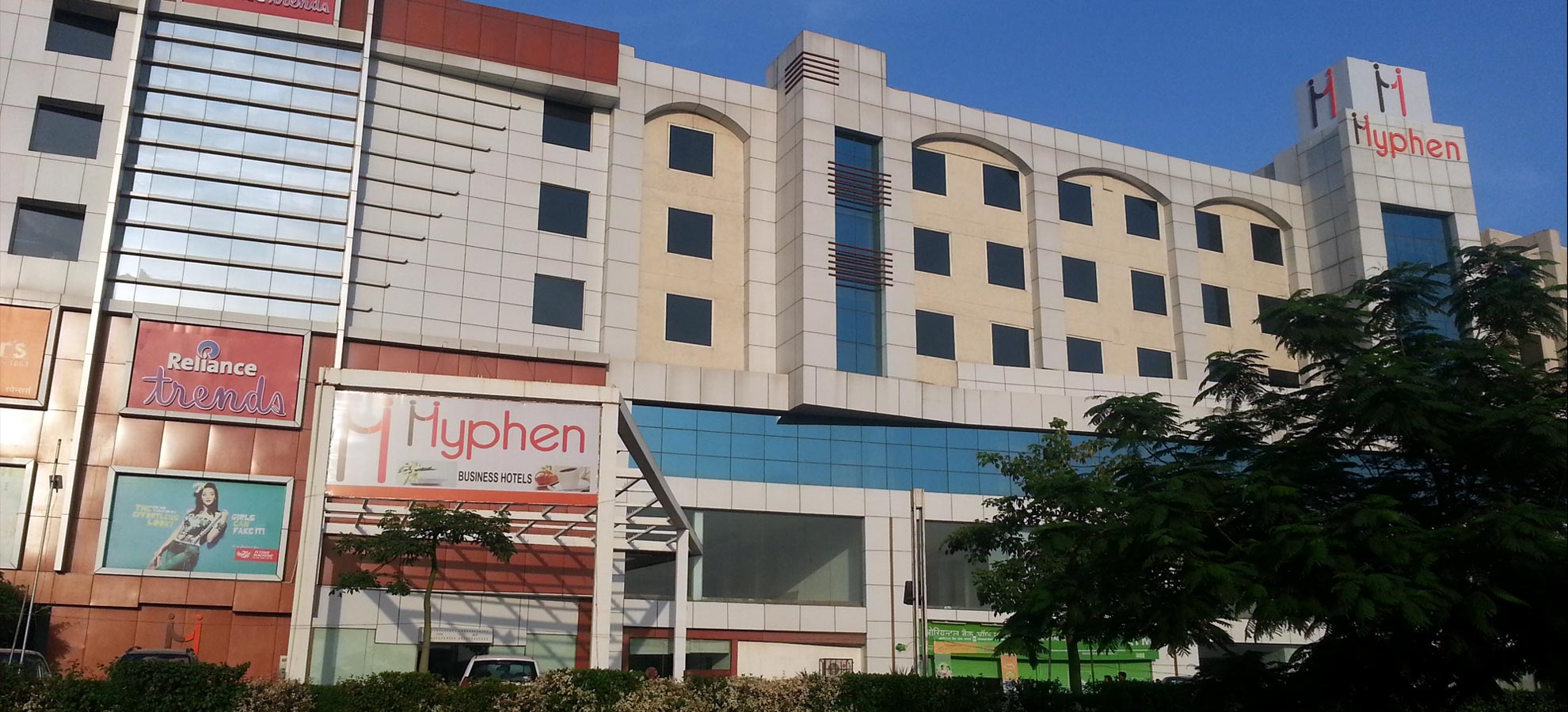 Hyphen Grand Haridwar