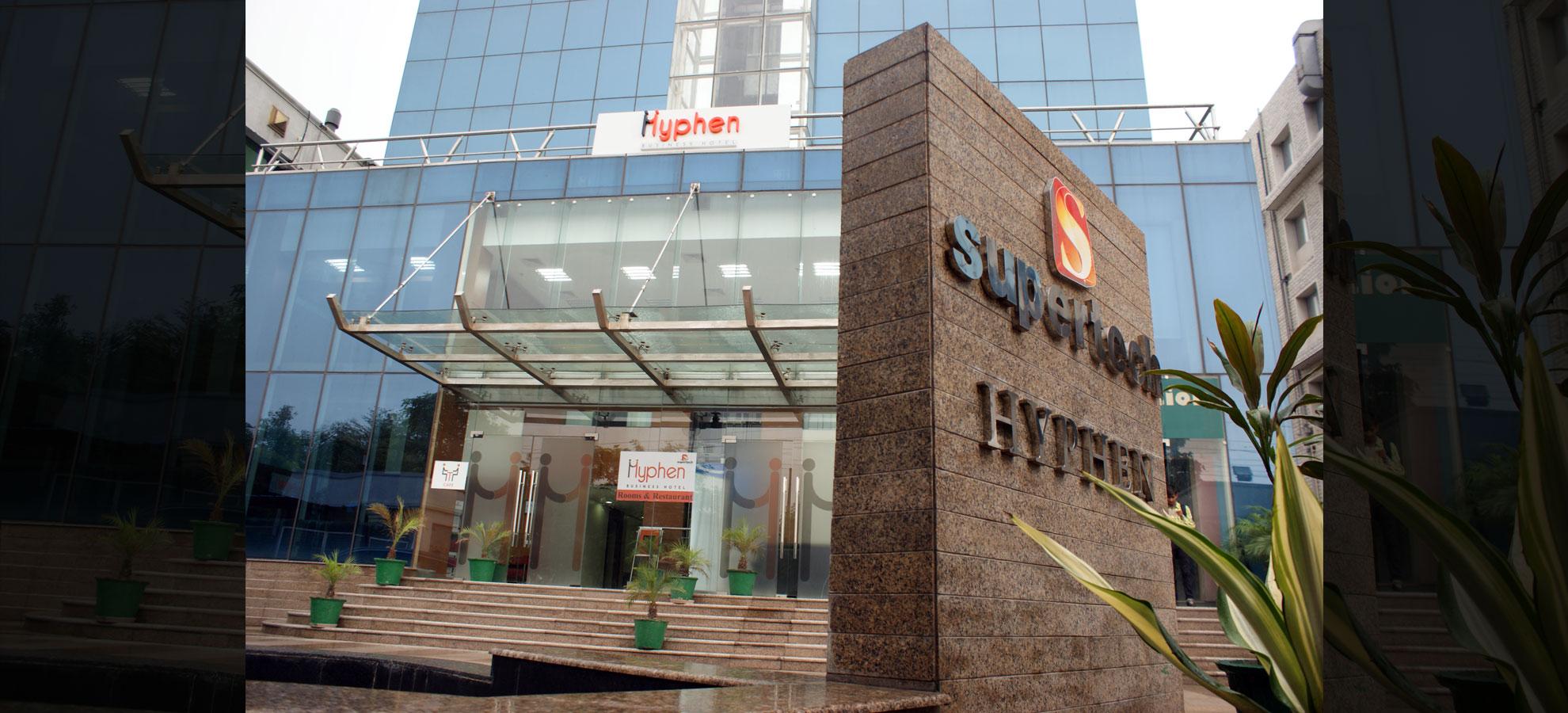 Hyphen Hotel Noida