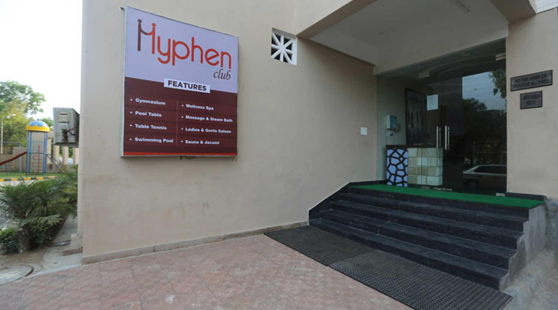 Hyphen Club Noida