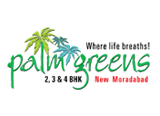 Palm Greens Moradabad Logo