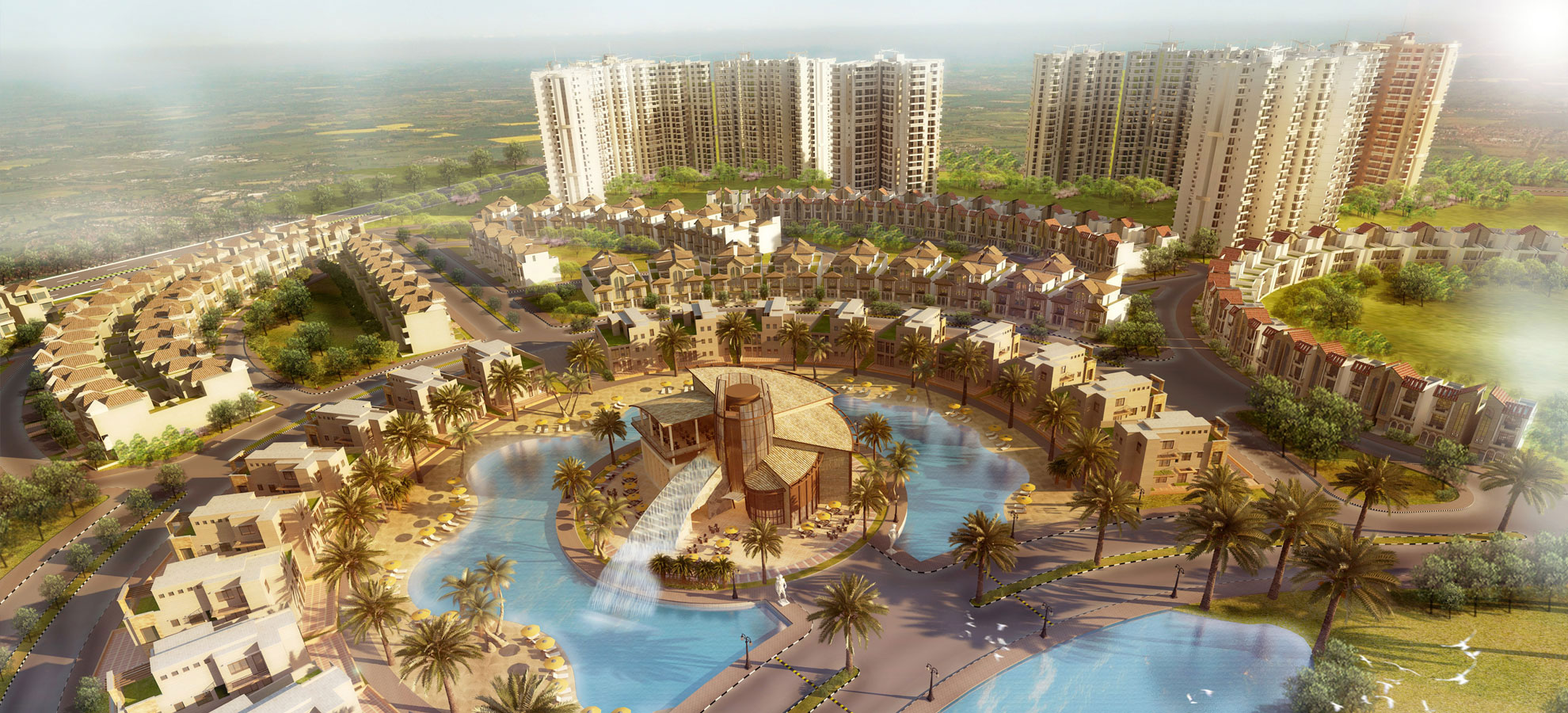 Supertech UpCountry | Township in Greater Noida, Yamuna Expressway